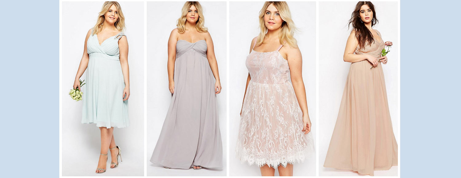 Different Variants of Plus Size Women's Clothing And Shoes